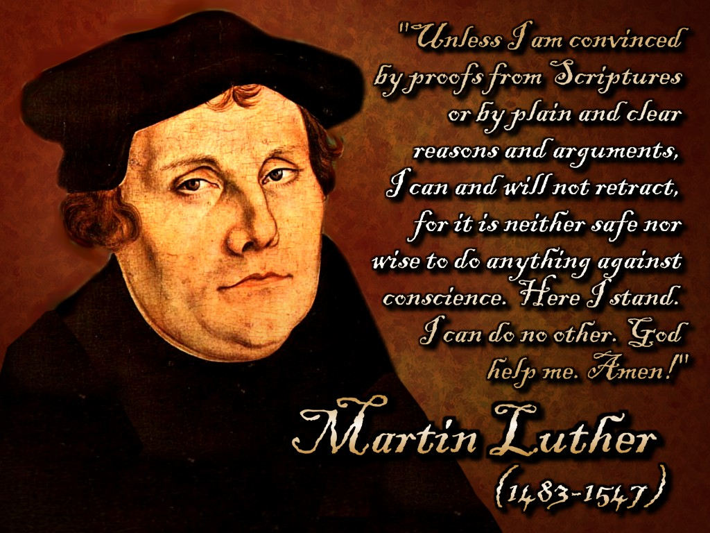 Quotes of Note: Martin Luther—Master Pastor, Part 9 - RPM ...
